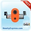 Hot selling christmas gift! Orange Bluetooth Dual SIM Adapter Gmate for Apple iTouch 4 iPhone 3GS 4G iPad & Android smartphone