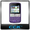 Hotsale TV mobile phone Q5 at low price Dual SIM cards-purple color