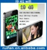 I9 4G Cell Phones +WIFI +Dual sim+ Touch Screen+java