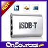 ISDB-T Digital TV Receiver Box for Cars