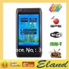 ISDB-T TV and Analog TV GPS WIFI four sim card phone FN8