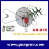Infared remote control outdoor tv antenna GR-878