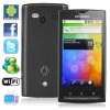 "Istar A8000 3.4"" Android 2.2 Unlocked Smartphone dual SIM TV WiFi"