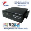 Italy Internet Multimedia Player with 1080p HDD& Full HD DVB-T
