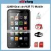 J1000 5.0inch screen Dual sim WiFi TV phone J1000