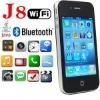 J8 4G 3.5 LCD TV WIFI Dual Sim Unlocked Phone