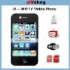 J8 4GS Touch screen Dual sim Wifi TV china mobile phone