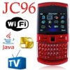 JC96 sliding wifi TV mobile phone with Qwerty keyboard