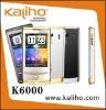 "K6000 Dual cards 3.2"" wifi GPS Smart Andriod phone"