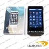 L601 android dual sim cell phone  +WIFI+TV+FM+A-GPS