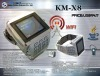 Latest new KM-X8 keyboard,Java ladies mobile watch phones
