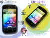 "Latest new KW-H518+ 3.2""screen wifi JAVA mobile phone"