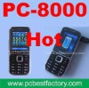Loud Speaker Mobile Phone 2.2' Screen big battery PC8000