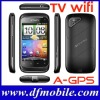 Low Price WIFI TV JAVA Smart Phone B1000