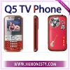 Low end price Q5 TV phone