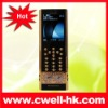 Luxury gold mobile phone