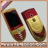 Luxury phone 2 sim cards Porsche car cellphone