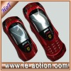 Luxury phone dual sim card Ferrari car cellphone