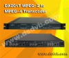 MPEG2 to MPEG4 Transcoder