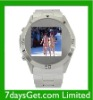 MQ006 Quad Band Watch Cell Phone Bluetooth Touch Screen Watch Phone