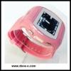 MQ007 lady watch mobile phone,wrist mobile phone,1GB&mono Bluetooth headset