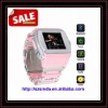 MQ008 Quad Band Bluetooth Touch Screen FM Watch Phone