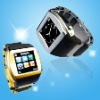 MQ008 watch phone,1GB&Bluetooth headset