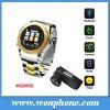 MQ266 Stainless Steel Watch Phone
