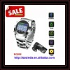 MQ866 Quad Band Watch Mobile Phone Single Card Bluetooth Camera Touch Screen