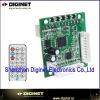 (Manufacturer) usb fm card, mp3 radio pcb with remote control