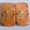 Mickey Mouse! mesh style phone case for BlackBerry 8520