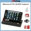 Milestone XT702 Quad Band Dual QWERTY Keyboard Bluetooth Java 3.2 inch Touch Screen