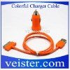 Mini Car Charger USB Adapter for iPad