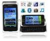 """(Mini E7) 2.6"""" slider Qwerty Keyboard Tv Mobile Phone"""