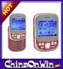 Mini QWERTY Keypad Quadband Dual Sim Card Standby Mobilephone with TV
