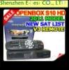 Mini hd digital satellite receiver openbox s10