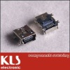 Mini usb 5 pole SMT PCB solcer B type