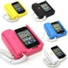 Mobile Phone Headset Seat for Apple iPhone 4 4s