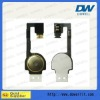 Mobile Phone Home Button Flex Cable for iPhone4s