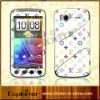 Mobile Phone Sticker for HTC Sensation skin cover