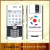 Mobile phone skin for blackberry 8100