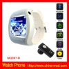 Mobile phone watch with FM radio