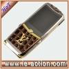 Model F450 dual sim card luxury LV mobile phone
