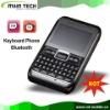 N801 Qwerty keypad 2 sim card big speaker mobile phone