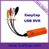 NEW 1 Ch USB Easycap Video Capture with audio, USB DVR