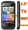 "New 3.5 "" Star B1000 celulares android mobile phone WIIF AGPS TV"