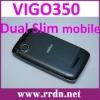 New 3.5 inch GSM/WCDMA 3G Mobile phone AXIOO VIGO350 Dual Sim