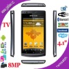 "New 4.1"" 3G WCDMA HSPA Android OS mobilephone with 8MP(GLLX18)"