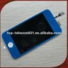 New Color for iPod Color Touch 4 Blue with Home Button
