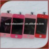 New Colors Swap Conversion for OEM iPhone 4GS LCD+Digitizer Touch Screen+Glass Assembly